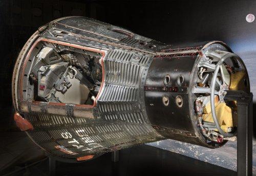 Capsule, Gemini IV   National Air and Space Museum