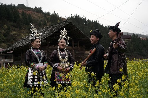 From the Mountain to the World: My Travels with the Chinese Yandong Grand Singers