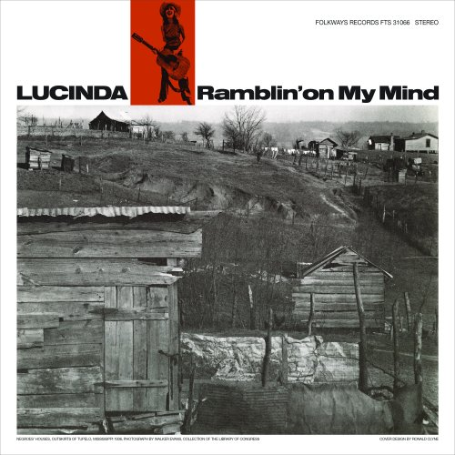 Ramblin' on with Lucinda Williams Vinyl Reissues