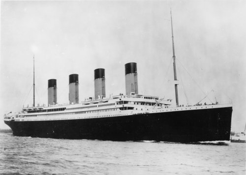Titanic -- Bernie Palmer's Story