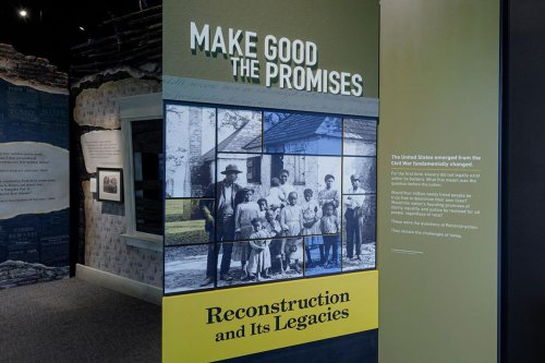 """National Museum of African American History and Culture Opens New Exhibition """"Make Good the Promises: Reconstruction and Its Legacies"""""""