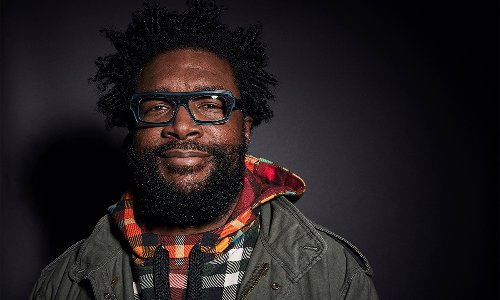 Questlove Reveals New Book 'Music Is History'