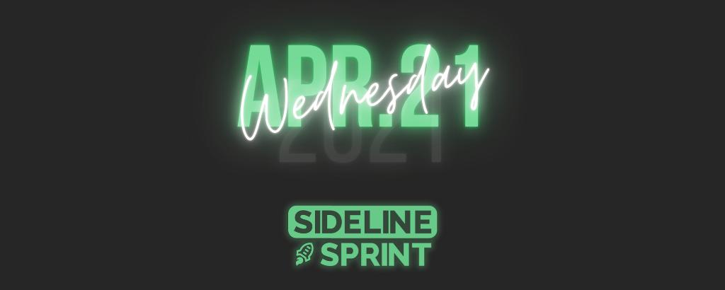 Sideline Sprint - cover