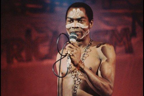 Reactions as Afrobeats legend Fela Kuti falls short of Rock Hall of fame list