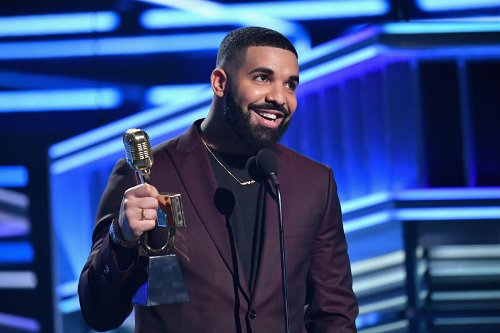 Billboard honours Drake with 'Artist of the Decade' award