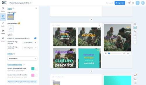 PlayPlay, la solution de création vidéo qui change la vie des équipes communication