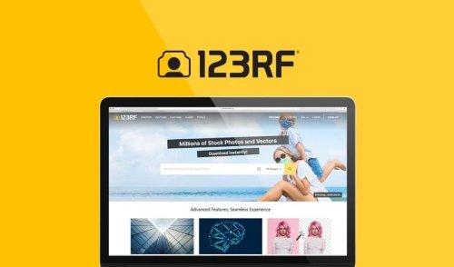 123RF : une banque d'images, d'illustrations, de vidéos et de musiques libres de droits