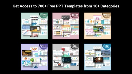 Ce site propose plus de 700 templates gratuits pour pimper vos présentations !