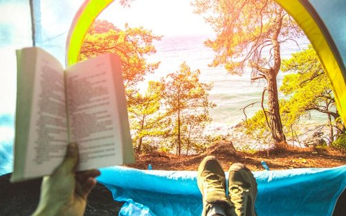 15 Books to Get You Camping (Even If Only in Your Backyard)