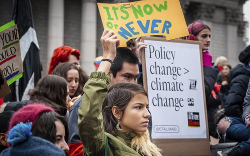 For a New Generation of College Students, Climate Change Isn't Political. It's a Lived Reality.