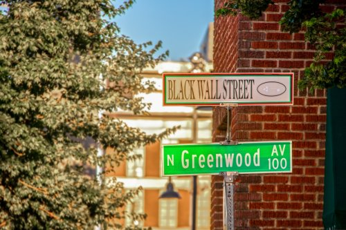 Black Wall Street Should Be a National Monument