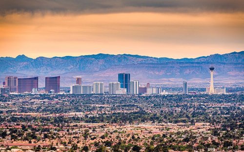 Could Las Vegas's Grass Removal Policies Alter the Western US Drought-Scape?
