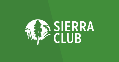 Support Sierra Club and protect the planet