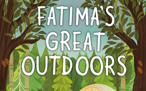 The Kids' Book That Redefines Being an American Outdoors
