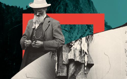 John Muir in Native America