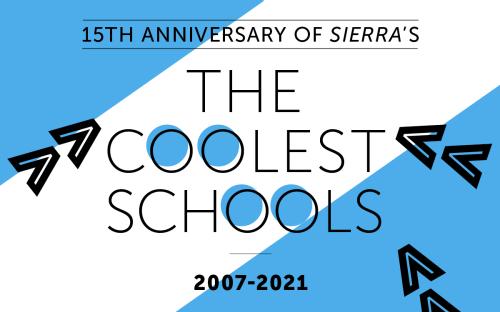 Cool Schools 2021 Full Ranking