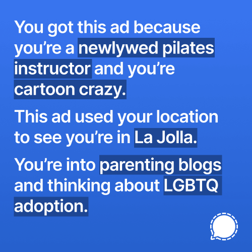 The Instagram ads Facebook won't show you