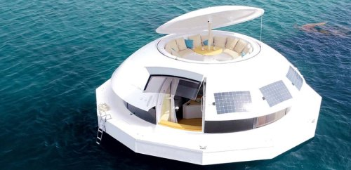 Inside the incredible $750k floating apartment - Signature Luxury Travel & Style