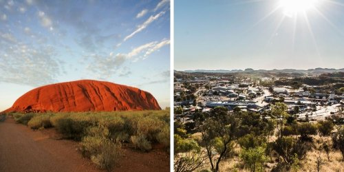 You can now book Alice Springs to Ayres Rock Airport flights