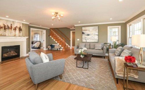Home sales in Santa Clara & San Mateo counties, April 10