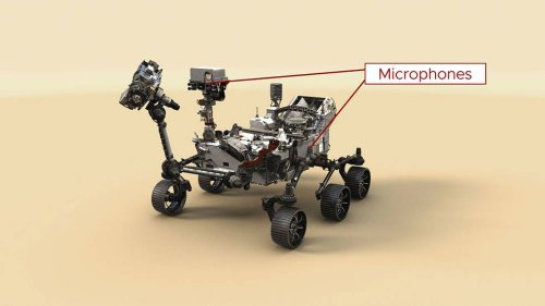 Sound on Mars: Hear audio from NASA's Perseverance Rover
