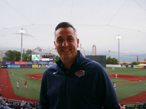 Twenty years later, Staten Islander Gary Perone is still in love with the Brooklyn Cyclones