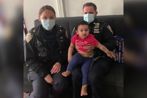 2 cops from S.I. hailed for rushing Brooklyn boy to hospital