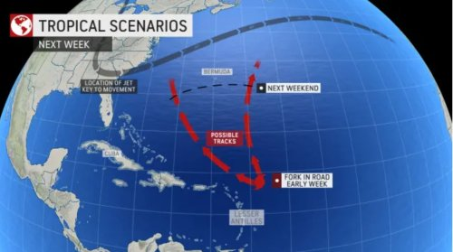 Hurricane Sam continues to strengthen: What does it mean for NYC and the East Coast?
