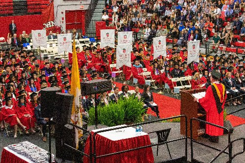 St. John's may add in-person graduation ceremony amid updated guidance