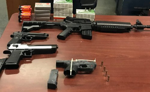 YouTube rapper from Annadale charged in road-rage incident; raid nets gun, ammo, cops say