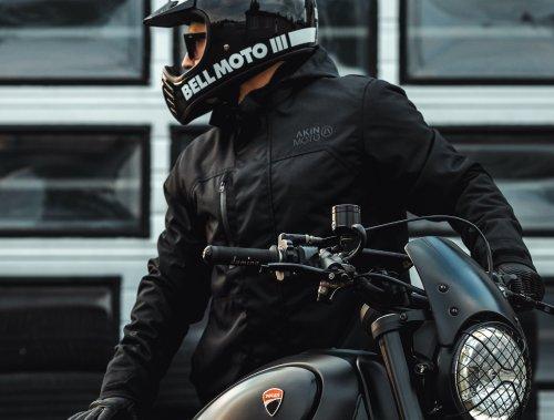 The New Akin Moto Alpha Jacket 3.0