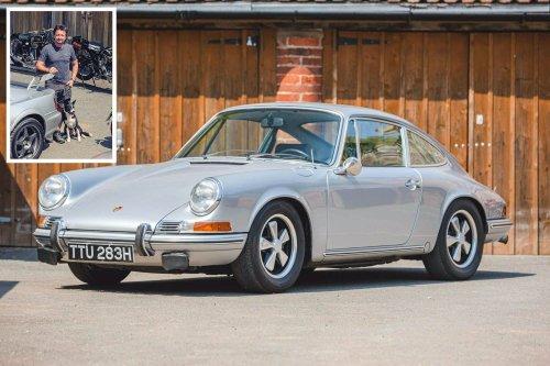 Richard Hammond Is Selling His 1969 Porsche 911T