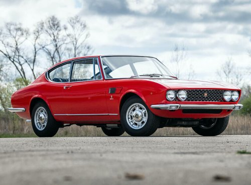 The Fiat Dino – A Fiat With A Ferrari Formula 2 Engine