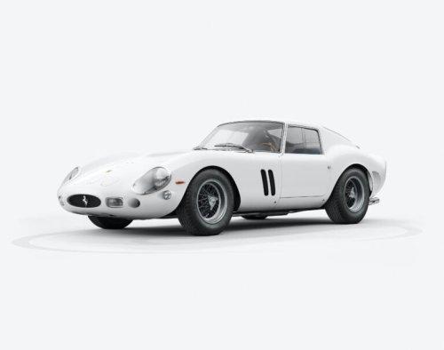 Ferrari 250 GTO Plain Body – The $70 Million Dollar Monster From Maranello