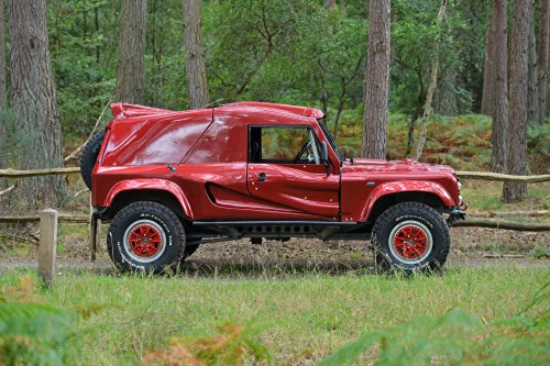 The Bowler Wildcat: A Street-Legal Off-Road Racer