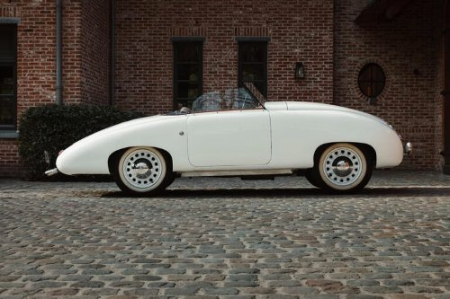The Only One Ever Made: The Georges Irat Prototype Sports Two-Seater From 1946