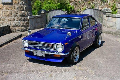 For Sale: A 1968 Toyota Corolla Sprinter Trueno Outlaw