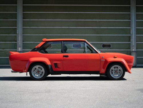 Fiat 131 Abarth Rally Stradale – The Car That Won The World Rally Championship 3 Times