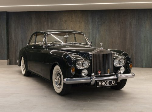 1 Of 6 Ever Made: The Rolls-Royce Silver Cloud III By James Young