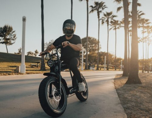 The Super73-S2 Universal Electric Motorbike