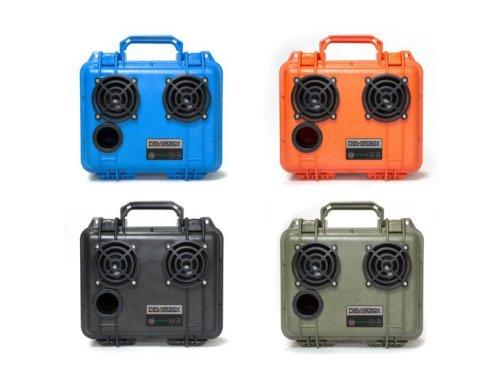DemerBox DB2 - An Indestructible Waterproof Speaker System