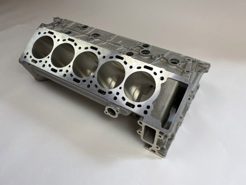 There's A Porsche Carrera GT Engine Block For Sale