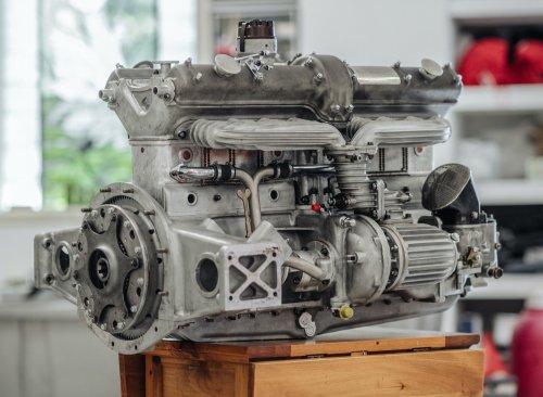 For Sale: An Alfa Romeo 8C Engine – The Pre-WWII Grand Prix Legend
