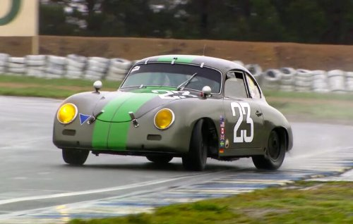 The Road To Monterey: An Award-Winning (Free) Classic Car Racing Documentary
