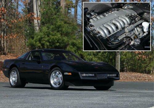 1990 Chevrolet Corvette ZR-1 – The Affordable American Supercar