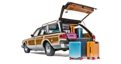 Floyd Suitcases – Inspired By 1970s Californian Skate + Surf Culture