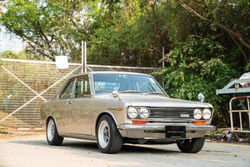 Datsun 510 SSS Coupe – The Japanese Car That Became A Rally Legend