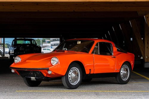 The Unusual Saab Sonett II – A Two-Stroke Swedish Sports Car