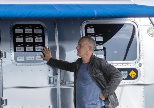 Tom Hanks' Airstream Model 34 Is For Sale: $150,000 - $250,000 USD