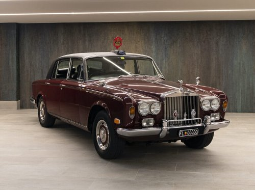 For Sale: The Rolls-Royce That Belonged To Both Princess Margaret And Burt Reynolds